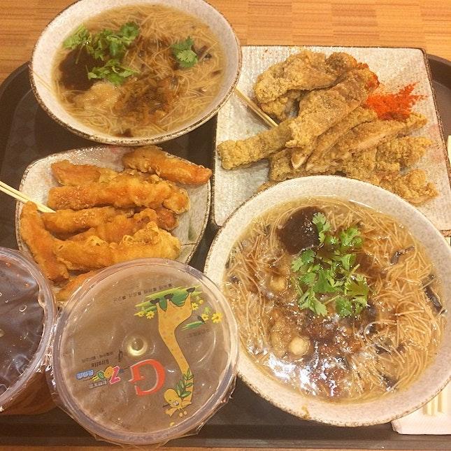 Dinner with @kataka04!