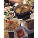 My first time having the steamboat at The Buffet @ @mhotelsingapore using my @grouponsg deal and i like it!