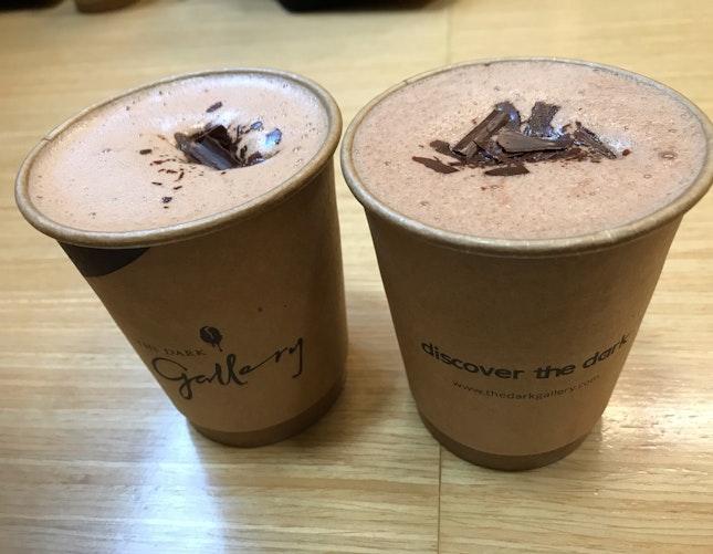 Single Origin Dark Chocolate Beverage