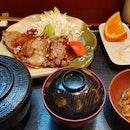 Teriyaki Beef Set