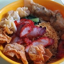 Wanton Mee (Name Of Store)