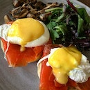Eggs Royale #EggsBenedict #Lunchtime #它很nice的 #Burpple
