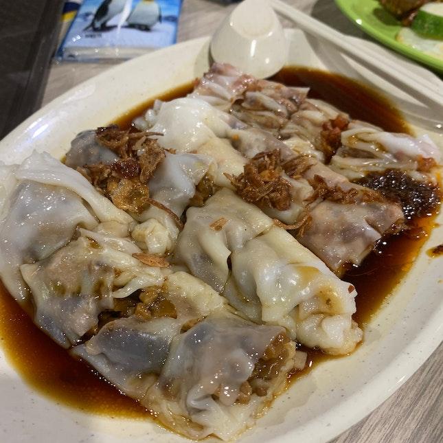 Hong Kong Styled Chee Cheong Fun $2.50