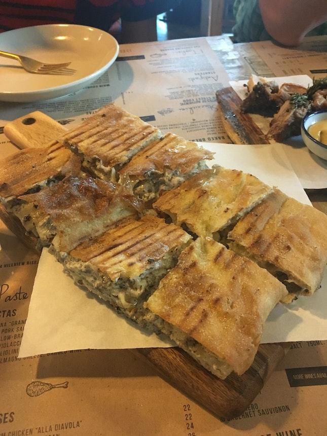 Truffle Bread?????? Definitely A Must Try here