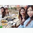 Tried something new, $24nett all-you-can-eat loklok buffet with these lovelies💕  #zaolekloklok #happymidweek #burpple #eatoutsg #foodspotting #foodiesg #sgeats #sgfoodie #vscofood
