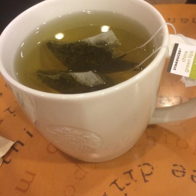 Green Tea @ Starbucks CP