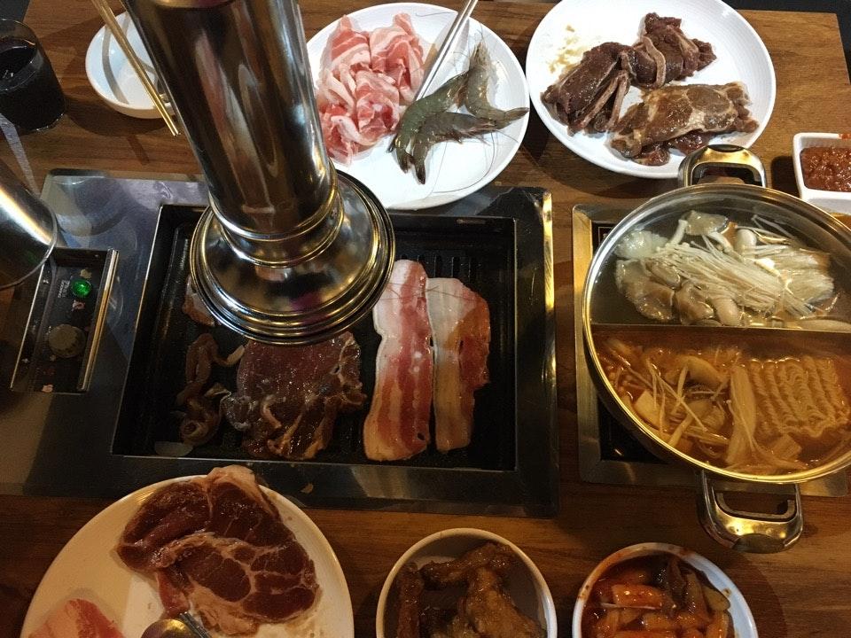 K.COOK Korean BBQ & Steamboat Buffet (Westgate)