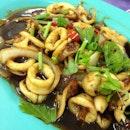 Htiam Kecup Sotong.