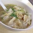 Teochew Dumpling Soup.