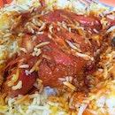 Chicken Briyani.