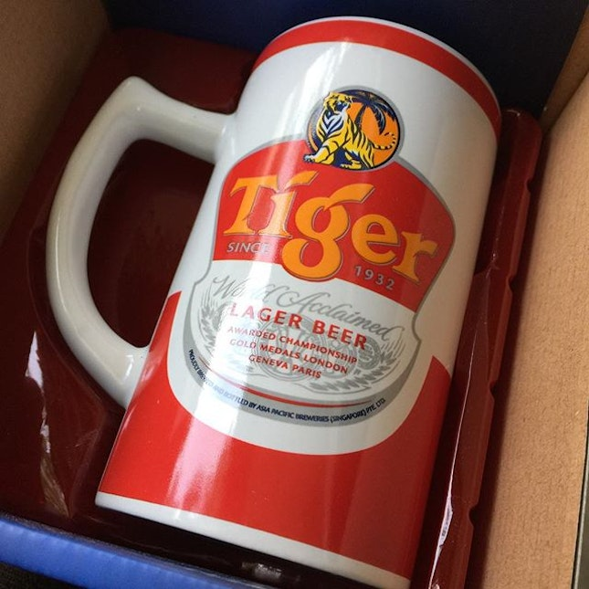 Celebrate SG50 with Tiger.