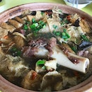 Herbal Mutton Soup.