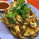 Another fav Fried Oyster orh luah.