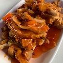 Hainanese Pork Chop.