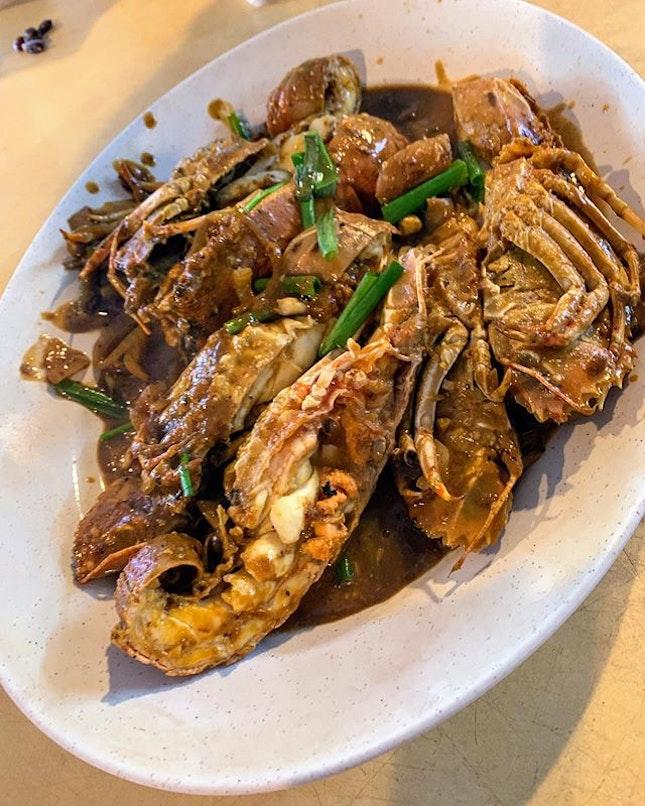 Sambal Crayfish.