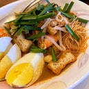 Home cook premium mee siam from Pang's kitchen.