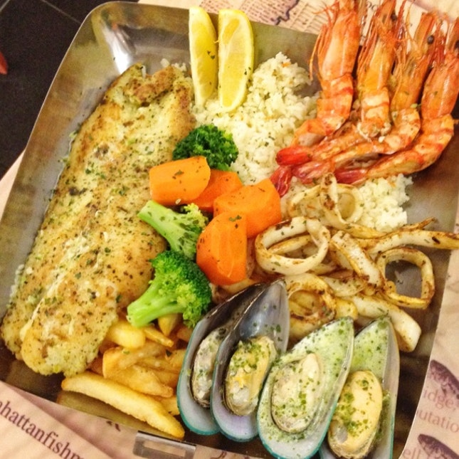 Seafood Shiok!