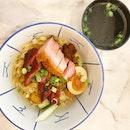 Roast Treasure Noodle Bowl
