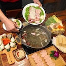 [Invited Tasting] Seasons Coconut Chicken Steamboat @seasonscoconutchicken  _ Originates from Hainan, being very popular in Southern China recent years and was first introduced to Singapore in 2016.