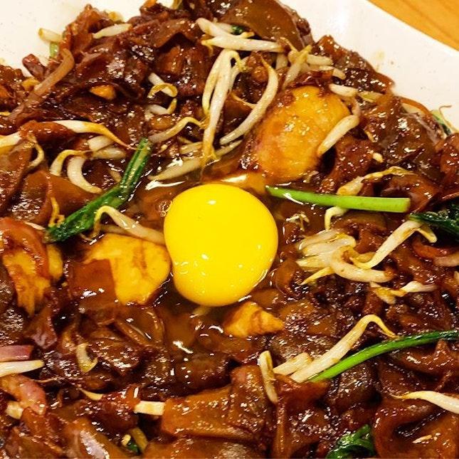 月光河 Moonlight Hor Fun _ Full of wok hei.