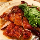 Roasted Herbal Duck _ Flavoured with herbs and roasted to perfection.
