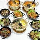 Seoul Yummy @seoulyummy New So-Myon Menu and Gochujang Crab At @singpostcentre  _ @seoulyummy introduces New So-Myon, Korean Fresh Noodle in Doenjang or Kimchi comforting warm soup.