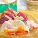 Premium Japanese Ala-Carte Buffet at Mitsuba @mitsuba.j.restaurant  _ Over 150 dishes (including thick Sashimi cut), on their Premium Ala-Carte Buffet Menu.