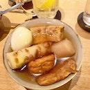 Highball & Oden _ Another successful Yukata night _ #sqtop_japanese  #sqtop_wine_sake  #sqtop_milestones 8300 posts  #FoodinSingapore  #WhatMakesSG  #PassionMadePossible #STFoodTrending  #SGCuisine  #wheretoeatsg #eatmoresg  #burpple #burpplesg  #burpplebeyond