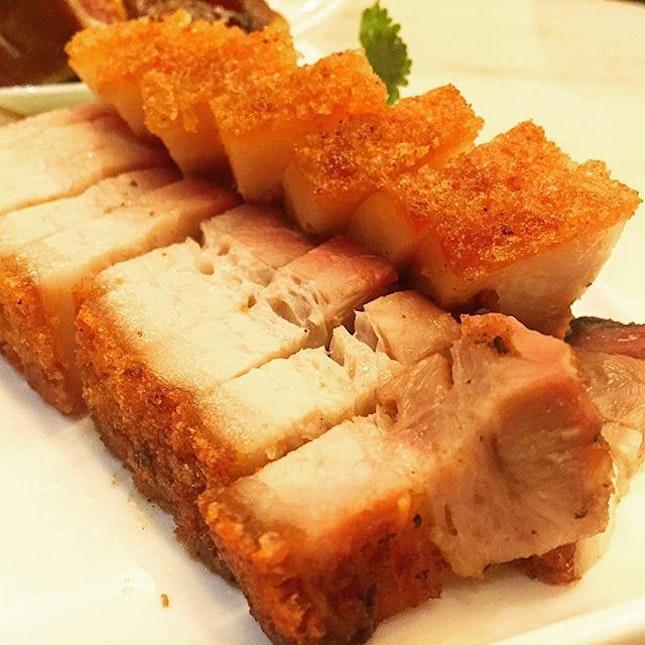 Mmm roast pork.