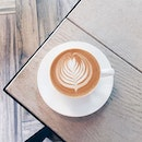 Morning flat whites are a life-saver when you're half-dead.