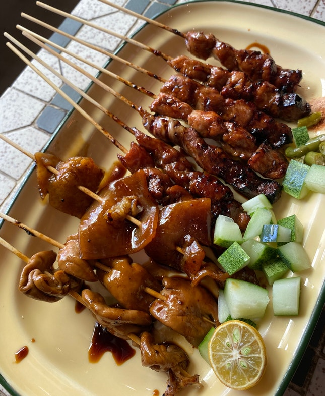 Better Satay Elsewhere