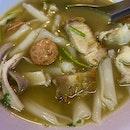 Authentic Thai Kway Chap