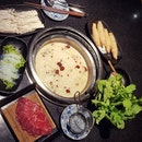 Really expensive at a whopping $40+ per pax but what to do when you have a late night hot pot craving?