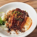 Never expected to find a decent $6.90 unagi bowl in the CBD.