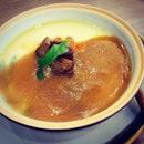 Foie gras chawanmushi!