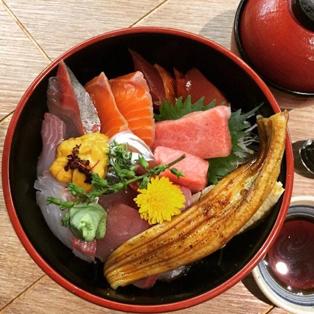 Japanese Food. Yum.