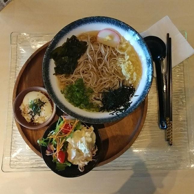 Yunomori Onsen Cafe Soba