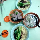 Restaurant Soong Kee Beef Noodles.