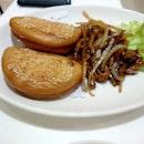 Fried Mantau