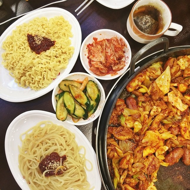 For Awesome Chicken Galbi