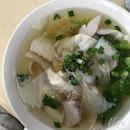 Batang Fish Soup
