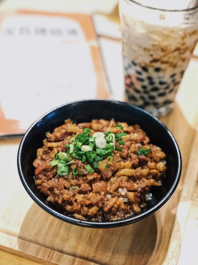 Craving for some authentic Taiwanese food which we rarely see in Singapore?