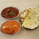 Mutton & Butter Chicken & NAANS!