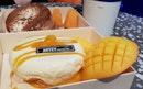 Mango And Tiramisu Souffle