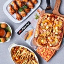 Besides our all-time favorite STUFFED CRUST PIZZAS AND DRUMLETS from @pizzahut_sg, they also have a range of NON PIZZA ITEMS ON THEIR MENU!