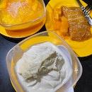 Dessert Bowl (durian!!)