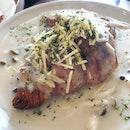 Truffle Shroom Croissant 🥐