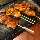 A hidden gem for kushiyaki 串焼き (skewers) in singapore 😍, Yakibabar (串烧霸吧) is located at Serangoon Gardens and serving delicious food at affordable price 😋 ⠀⠀⠀⠀⠀⠀⠀⠀ The Ingredients are fresh and they prepared your food only when you order.