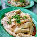 Delicious Chicken Rice