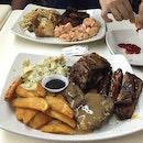 Lamb Ribs + Beef Ribs